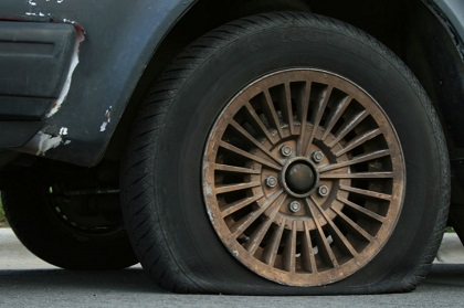 Flat Tire repairs and service Las Vegas